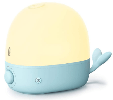 Amazon: Humidifiers for Babies with Essential Oil Diffuser and Night Light Only $28.99
