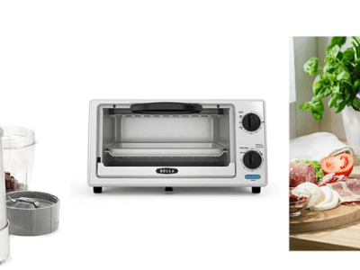 Macy's: Bella & Black + Decker Small Kitchen Appliances for $7.99