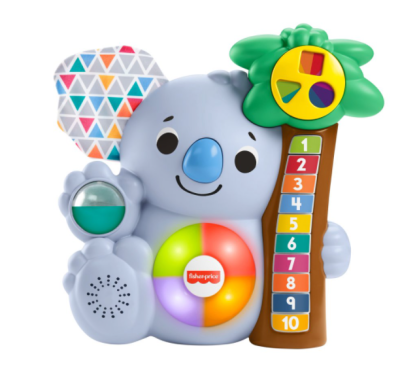 Walmart: Fisher-Price Linkimals Counting Koala for $18.73 ($24.84)