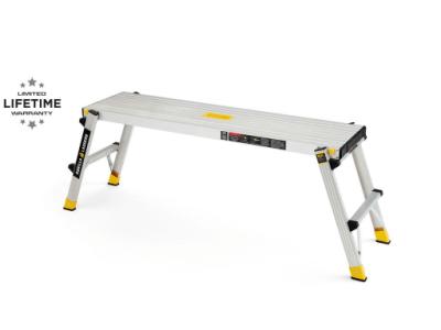 HOMEDEPOT: 47.25 in. x 12 in. x 20 in. Aluminum Slim-Fold Work Platform Just $23.88 Reg.$69.00