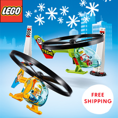Zulily: LEGO® Toys Free Shipping