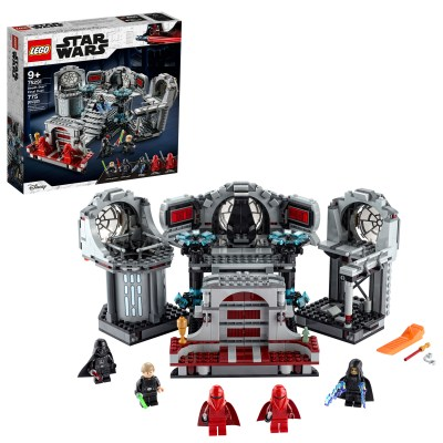 Walmart: LEGO Star Wars: Return of the Jedi Death Star Final Duel 75291 Building Toy For $89.00