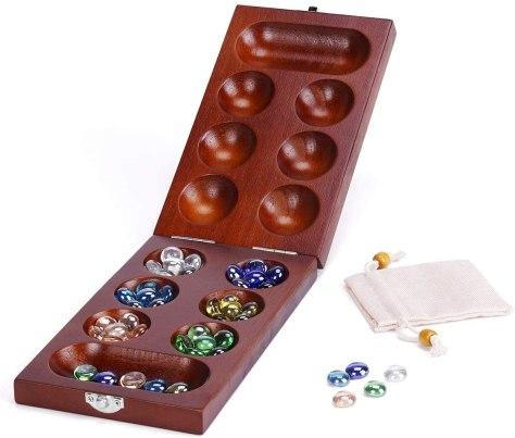Amazon: ROPODA Mancala Board Game Set for $13.19