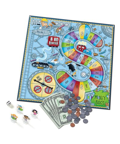 Zulily: Money Bags Board Game ONLY $10.99
