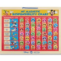 Amazon: Mickey Mouse Magnetic Responsibility Chart for $8.99 (Reg. Price $12.99)