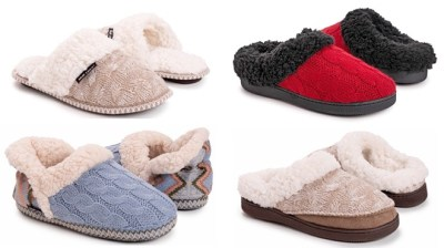 Zulily: Muk Luks Shoes Starts From $9.99