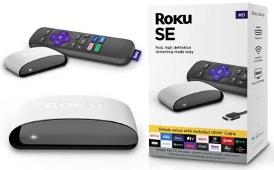Walmart: Roku SE Streaming Media Player JUST $17 (Reg $50)