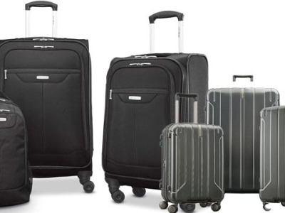 eBay: Samsonite Luggage Extra 20% OFF!