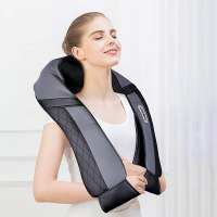 Amazon: Shiatsu Back and Neck Massager with Heat for $24.99 (Reg. Price $49.99) after code!