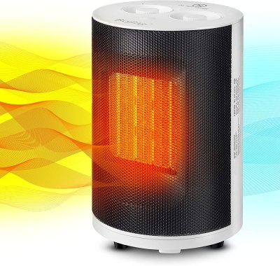 Amazon: Space Heater for Indoor Use Ceramic - 50% W/Code