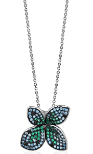 Amazon: Sterling Silver Necklace Pendant for Girls Only $19.97 - 50% Off at Checkout