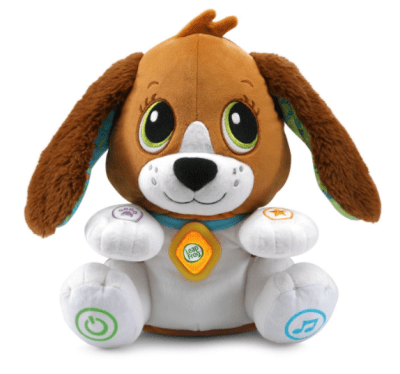 Walmart: LeapFrog Speak and Learn Puppy With Talk-Back Feature Now $19.88