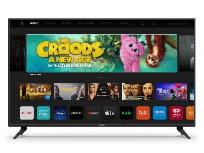 "Walmart: VIZIO 70"" Class 4K UHD LED Smart TV HDR V-Series V705x-H1 For $478.00"