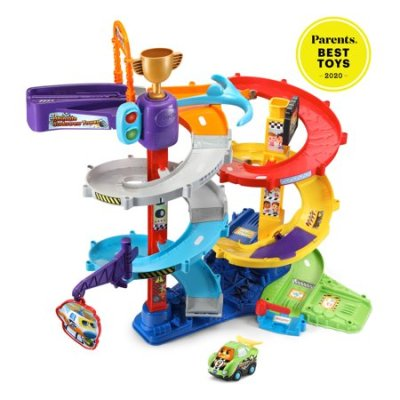 Walmar: VTech Go! Go! Smart Wheels Ultimate Corkscrew Tower Now $19.88