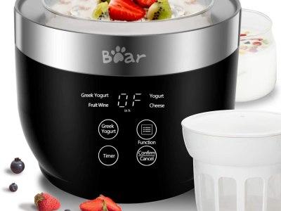 Amazon: Yogurt Maker Machine with Stainless Steel Inner Pot for $30.99