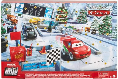 Amazon: Disney and Pixar Cars Minis Advent Calendar Now $12.99