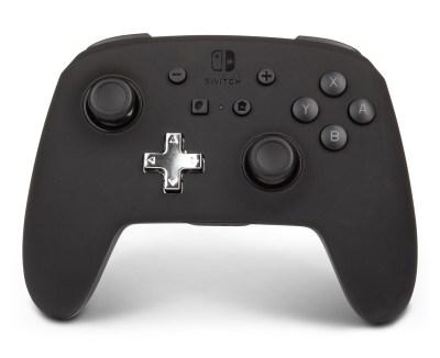 Walmart: PowerA Enhanced Wireless Controller for Nintendo Switch - Black For $29.00