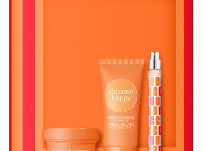 Macy's: Clinique 3-Pc. Happy Treats Gift Set For $10.00 Reg.$22.50