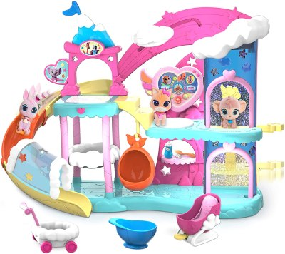 Amazon: Disney Jr T.O.T.S. Nursery Headquarters Playset Now $23.99