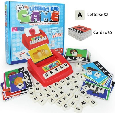 Amazon: 45% OFF Matching Letter Game, Alphabet Reading Just $10.39 After Sale Reg.$19.99
