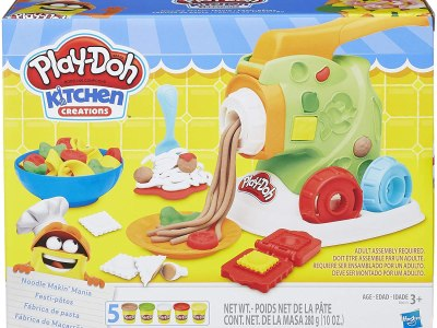 Amazon: Play-Doh Noodle Makin Mania Set Now $10.49