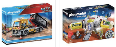 Zulily: HUGE Sale on Playmobil Sets + Exclusive Extra 15% off!