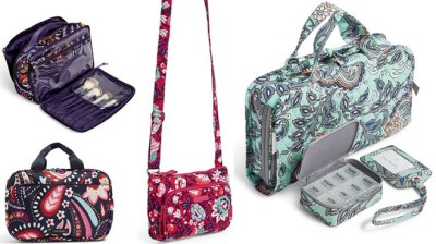 Zulily: Up 65% Off on Vera Bradley Bags & Accessories