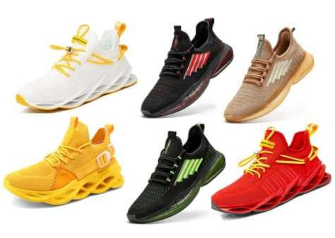 Amazon: Mens Athletic Running Shoes for $8.44-$17.99 (Reg. Price $16.88 – $35.99) after code!