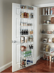 Amazon: Adjustable 8-Tier Wall and Door Rack for only $33.99 (Reg. $64.28)