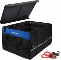Amazon: Collapsible Car Trunk Organizer with Lid for $16.20 (Reg. Price $53.99) at checkout!