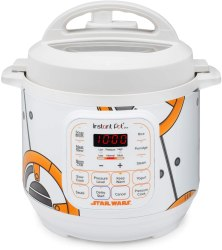 Amazon: Instant Pot 3Qt Star Wars Duo Mini 3Qt for $59.98 (Reg. $79.95)