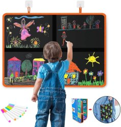 Amazon: Kids Doodle Drawing Board for only $7.99 W/Code (Reg. $15.99)
