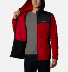 Columbia: Men's Fleece Jacket for only $27.92 (Reg. $60.00)