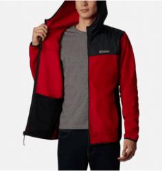 Columbia: Men's Fleece Jacket for only $27.92 (Reg. $60.00)