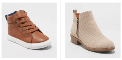Target: Shoes for the Family - 50% off