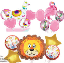 Amazon: 50% Off on Birthday Party Balloons