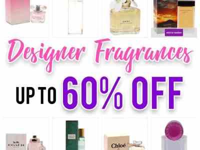 Zulily: Top Brand Designer Fragrances, Up to 60% off!