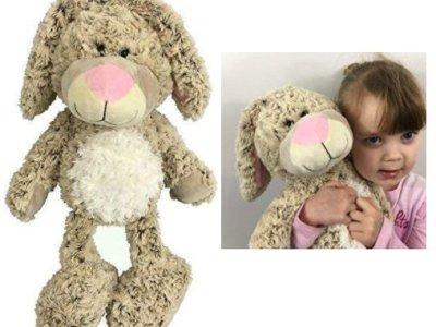 Amazon: Easter Gift Plush Bunny for $11.96 (Reg. Price $29.95)