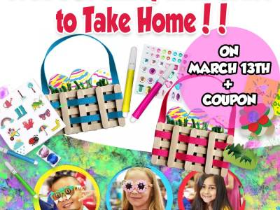 JC Penny: Free JCPenney Kids Craft to Take Home!!
