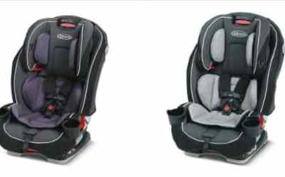 Walmart: Graco SlimFit 3-in-1 Car Seat, Saves Space in Your Back Seat, Just $126.39 (Reg $199.99)