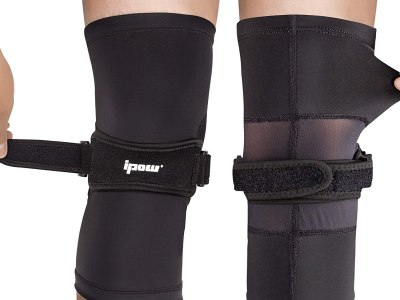 Amazon: Knee Strap and Sleeve, 2 Pack for $14.49 (Reg. Price $28.99) after code!