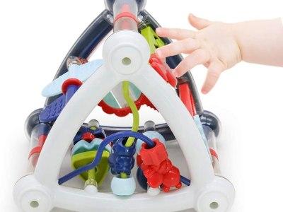 Amazon: Rainstick for Babies Rattle Tube Rain Tripod Shaker, Just $12.99 (Reg $25.99) after code!