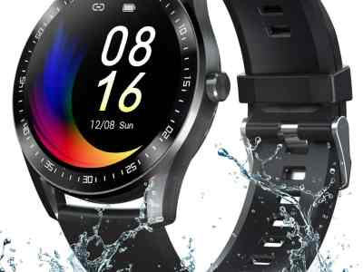 Amazon: Smart Watch Fitness Tracker for $21.99 (Reg.Price $59.99) after code and coupon