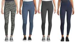JCPenney: Women's Leggings $4.79 (Reg. $16)