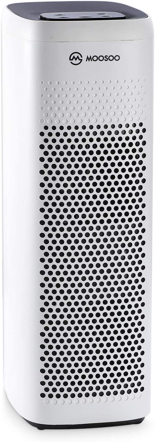 Amazon: Air Purifier for Home Air Purifier with H13 HEPA Filter, Just $54.99 (Reg $109.99)