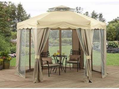 Walmart: Better Homes & Gardens 12' x 12' Gilded Grove Gazebo, Just $198.00 (Reg $399.99)