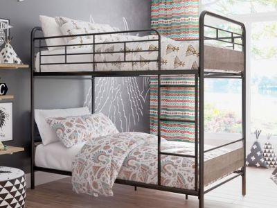 Walmart: Better Homes & Gardens Anniston Twin Over Twin Bunk Bed, Just $199.97 (Reg $229.00)
