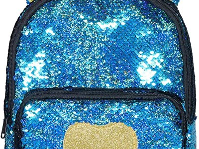 Amazon: Magic Sequin Mini Backpack Glitter Unicorn Heart Backpack, Just $7.86 (Reg $14.98)