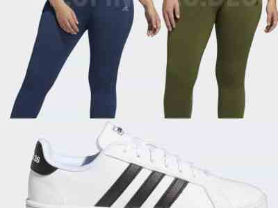 Ebay: Up to 75% Off Adidas Footwear & Apparel for the Family and Free Shipping! Apply code!