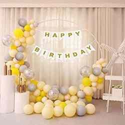 Amazon: Happy Birthday Decorations - 60pcs $7.49 (Reg. $14.99)